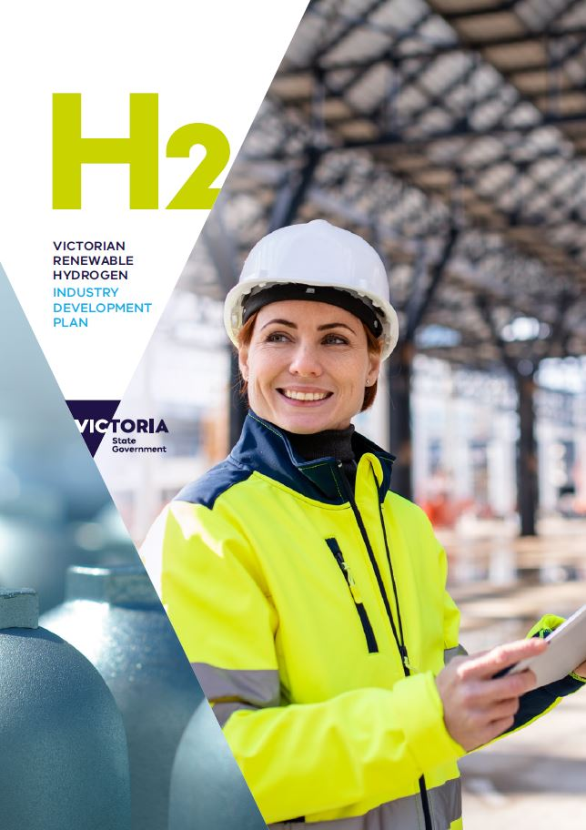 Renewable Hydrogen IDP front cover